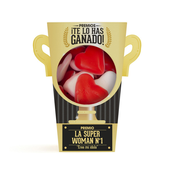 """Superwoman Nº1"" Gummie-Award"
