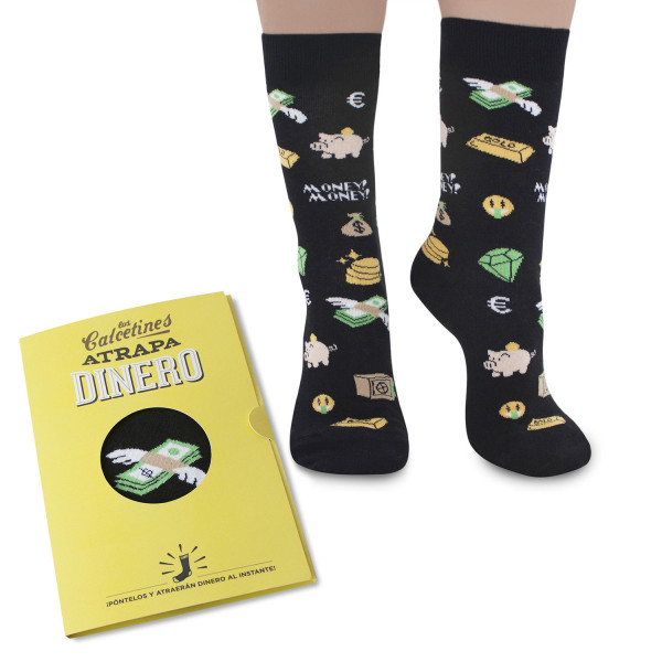 The Money Catcher Socks