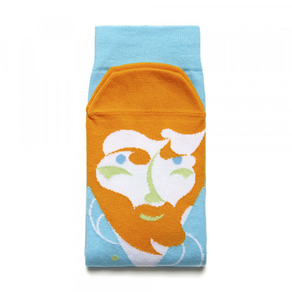 """Vincent Van Toe"" Socks"