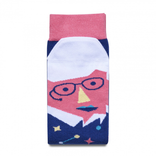 """Stephen Toeking"" Socks"