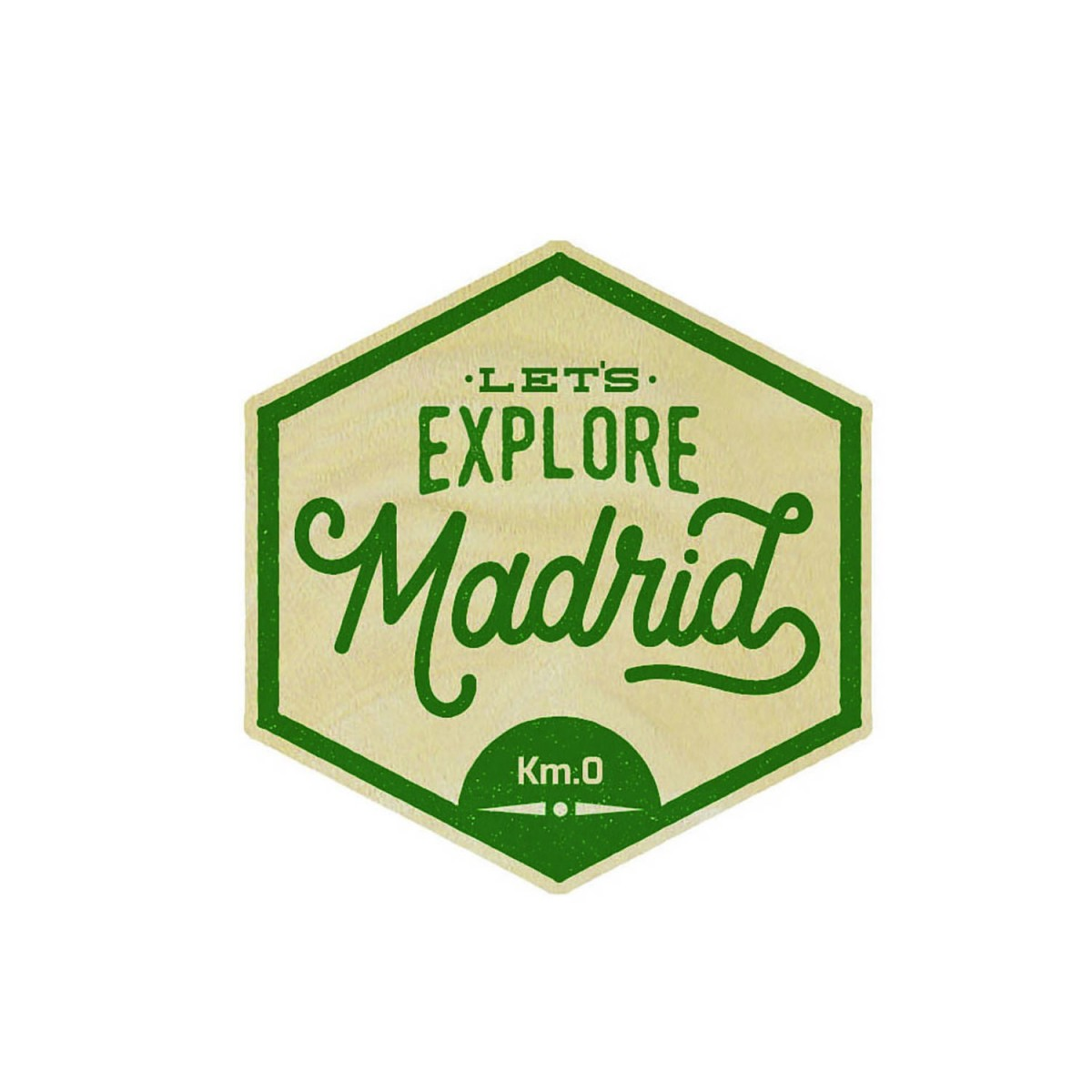 """Let's Explore Madrid""..."